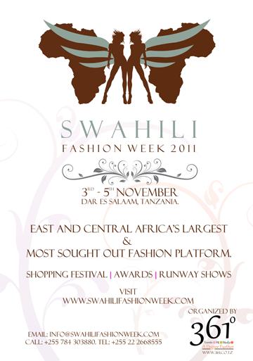 SWAHILI Fashion Week 2011