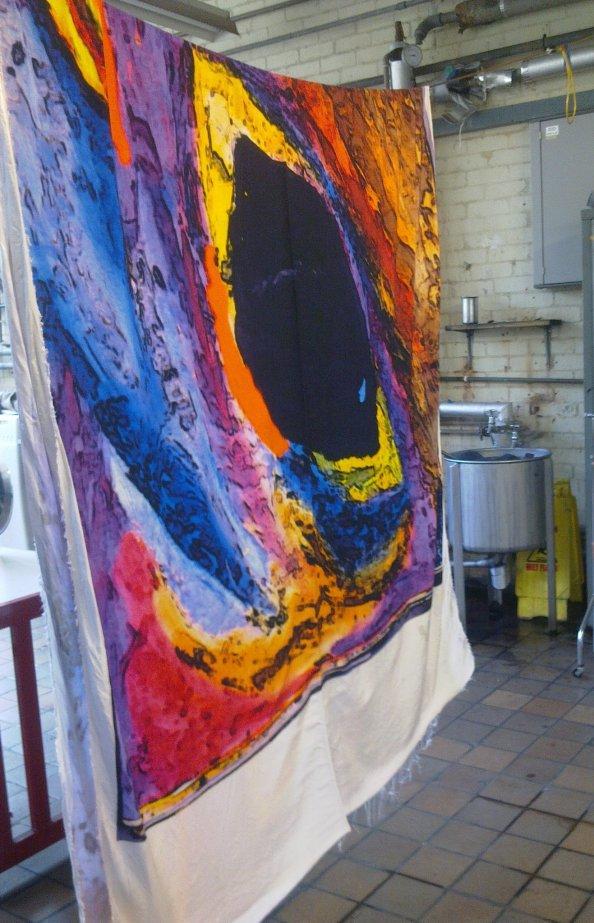 image-Anna Luks printed cloth