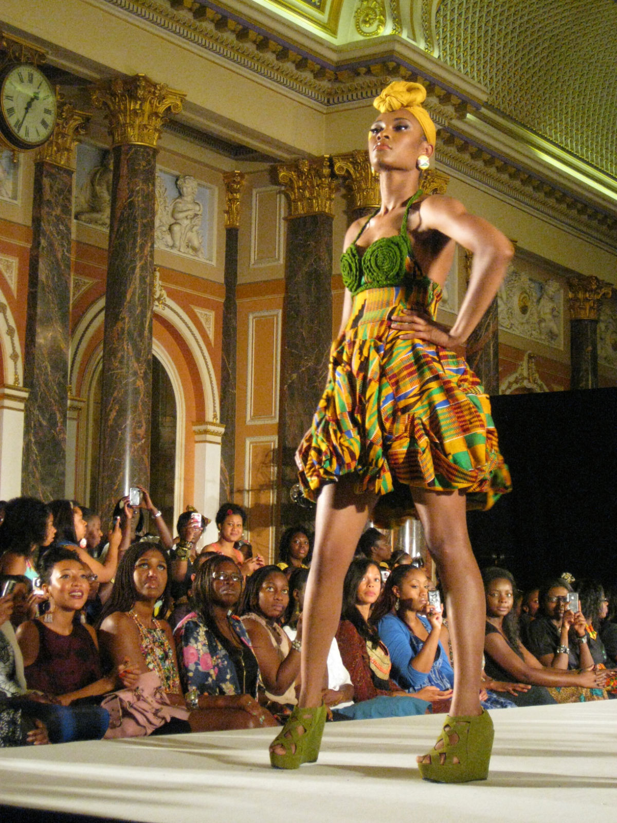 Africa Fashion Week London Event Update Africa Fashion Guide