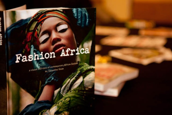 AfricaFashionGuide 'Fashion Africa' book launch - image copyright AO-Photography