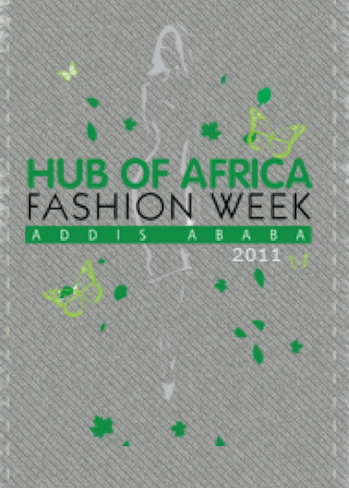 Hub of Africa Fashion Week 2011 logo