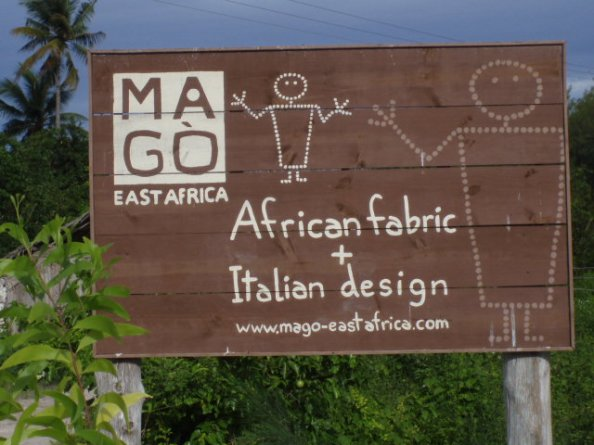 Image courtesy of MAGO' East Africa