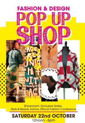Fashion & Design POP UP SHOP @ Open The Gate